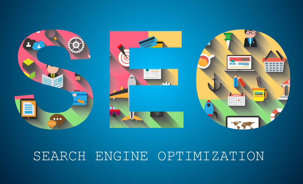 seo graphic for plumbers and marketing plumbing